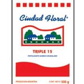 Triple 15 granulado